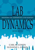 Lab Dynamics: Management and Leadership Skills for Scientists, Second Edition cover art