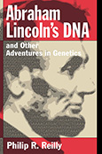 Abraham Lincoln's DNA cover art